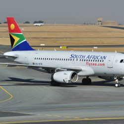 south african airways bailout