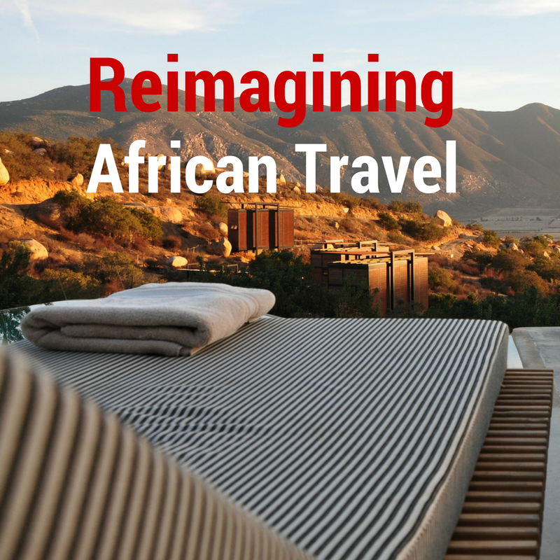how can we reimagine and improve african travel