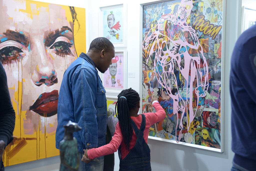 What to do in Johannesburg this Winter, turbine art fair