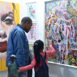 What to do in Johannesburg this Winter, turbine art fair