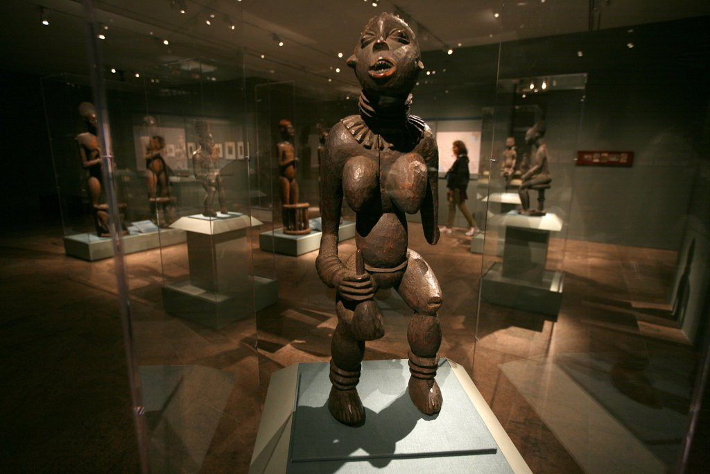 African artifacts stolen by colonisers