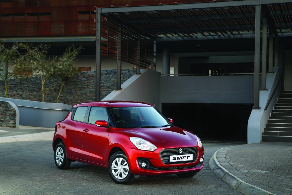 new suzuki swift, kaya fm motoring