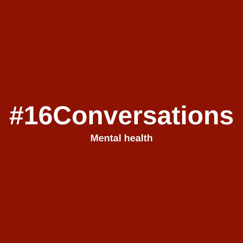 kaya fm 16 conversations, mental illness, mental health