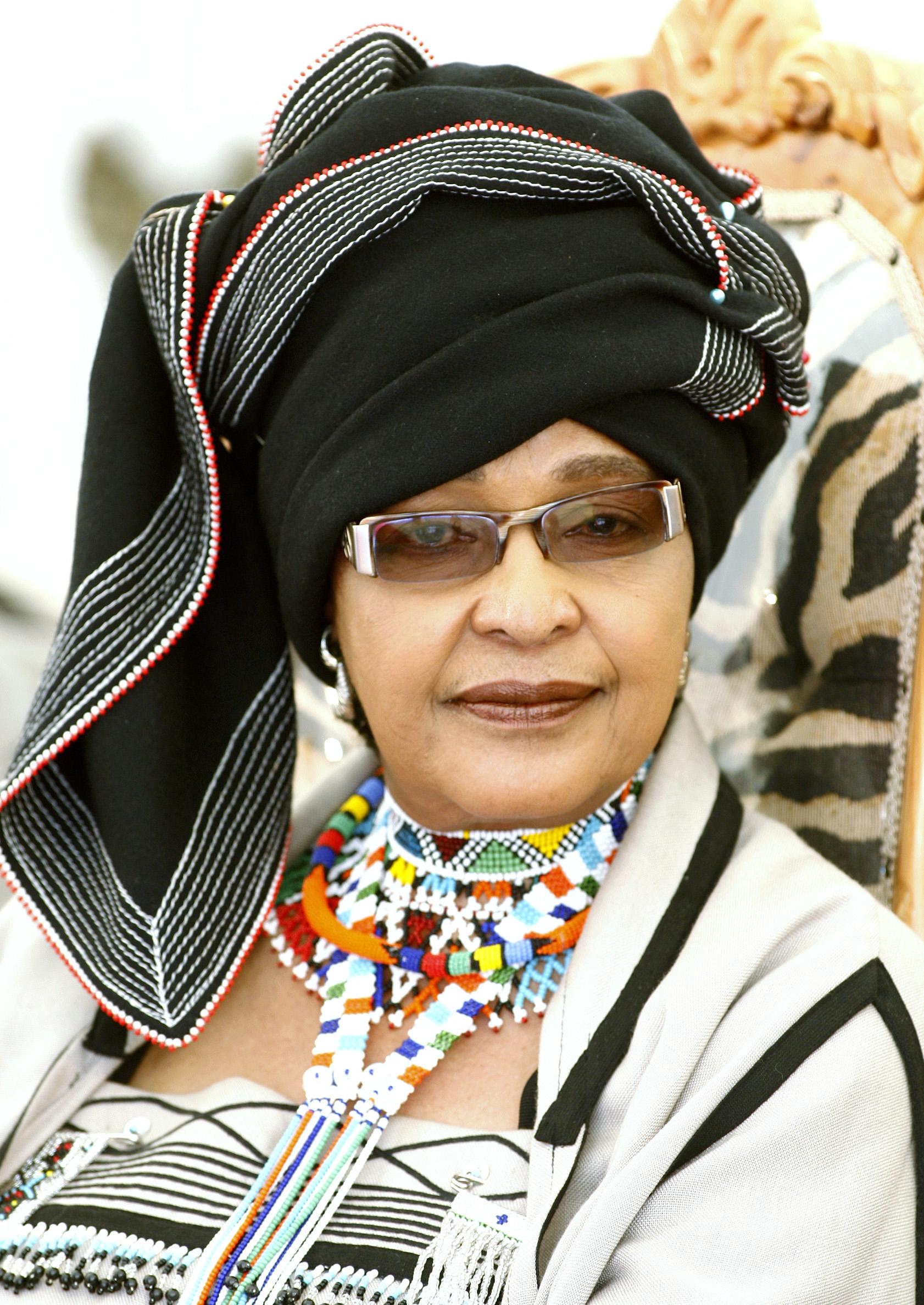 winnie madikizela mandela birth day