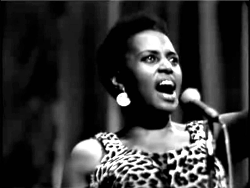 A decade in music: The freedom fighters: Mariam Makeba