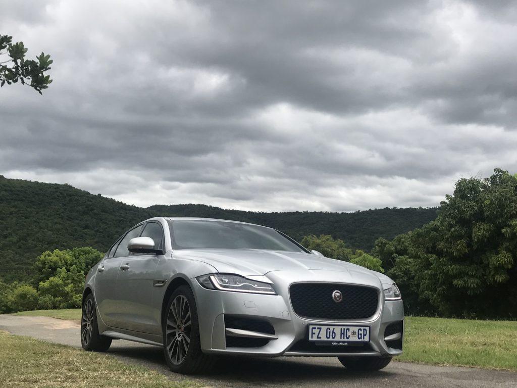 Jaguar XF, #XFJourneys, Kaya FM Motoring, Mxolisi Mhlongo Kaya FM