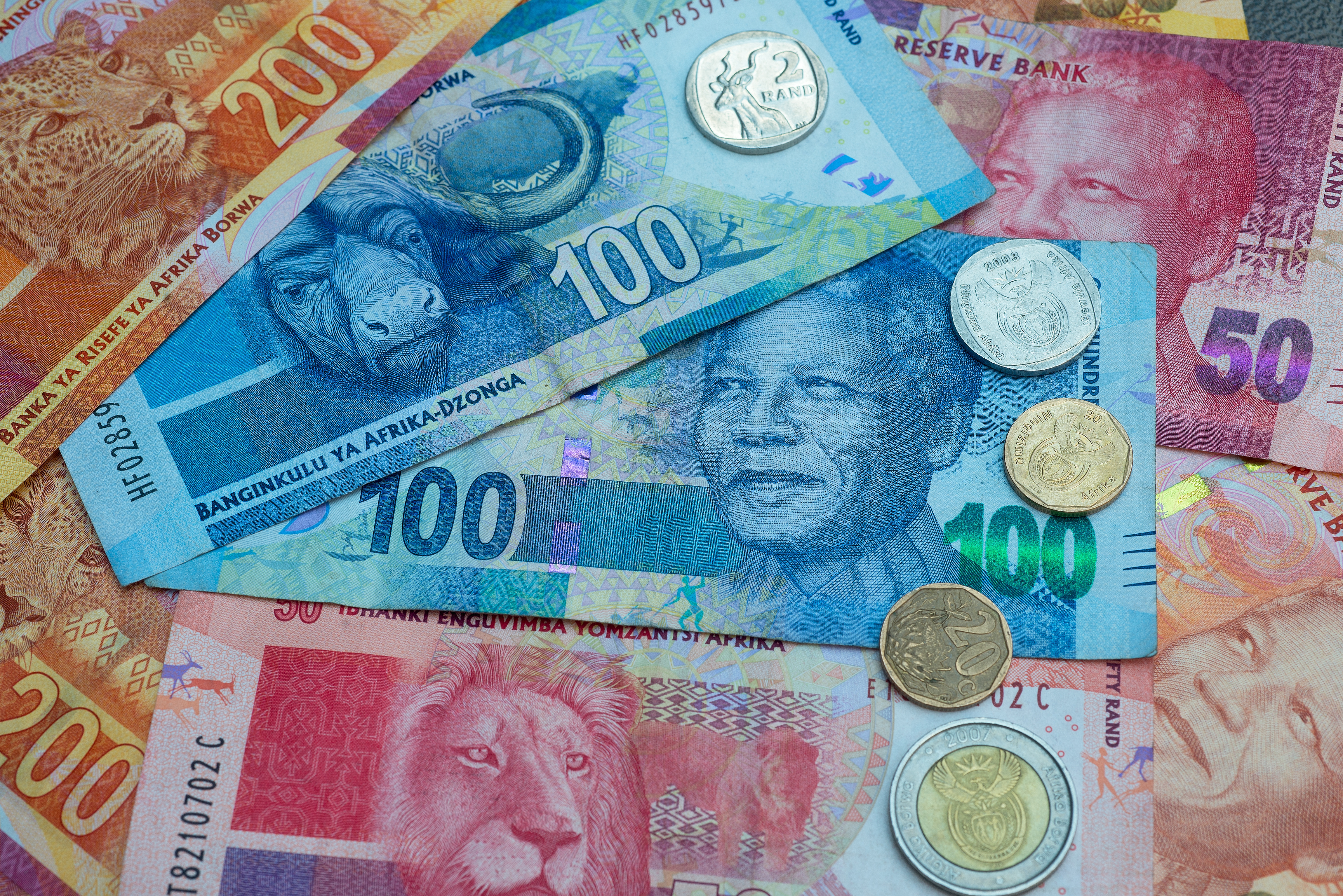 south african currency - HD4600×3071