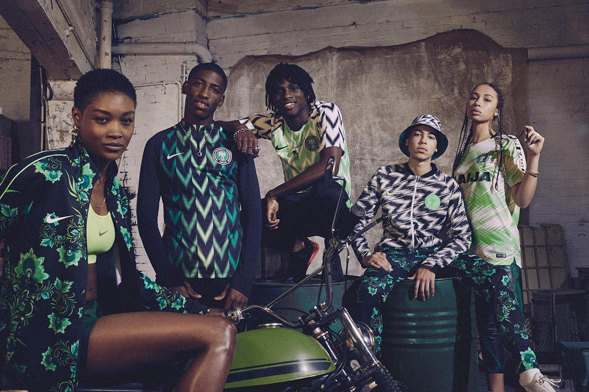 #BehindTheBig5 – What African teams are wearing at the World Cup
