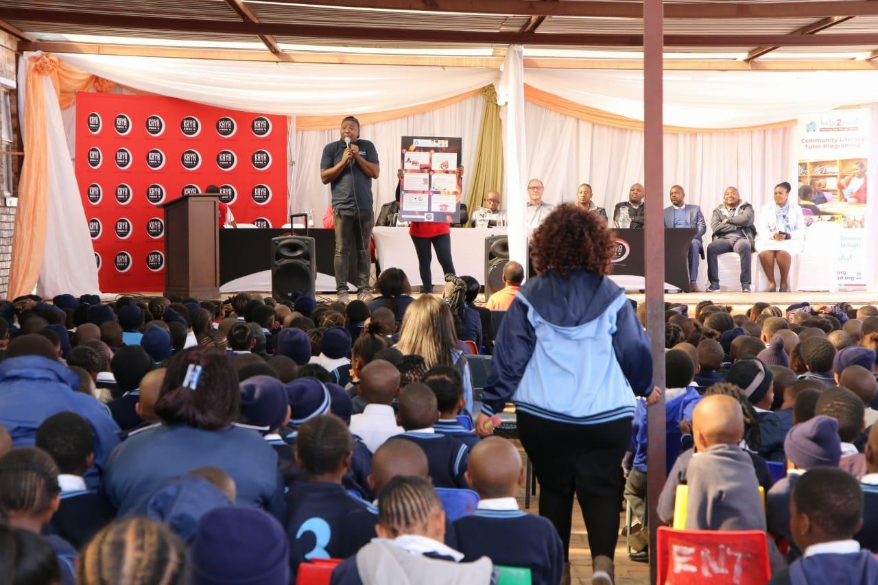 Kaya Cares gives for good on Mandela Day
