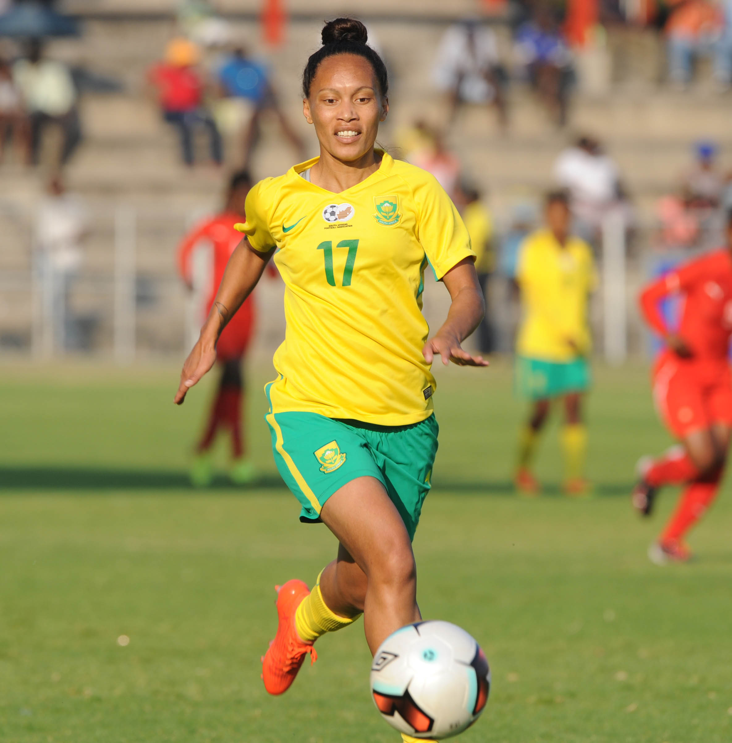 Smeda hoping for Champions League action