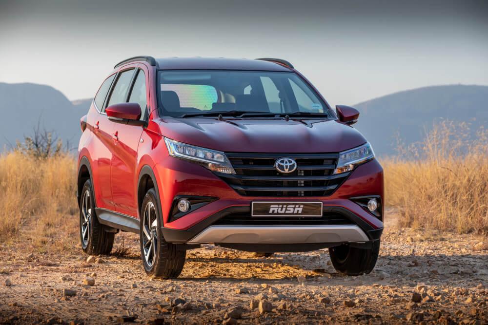 Toyota unveils new SUV
