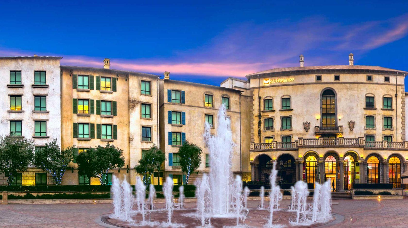 Make it a #DateNight to remember with SunSquare Montecasino