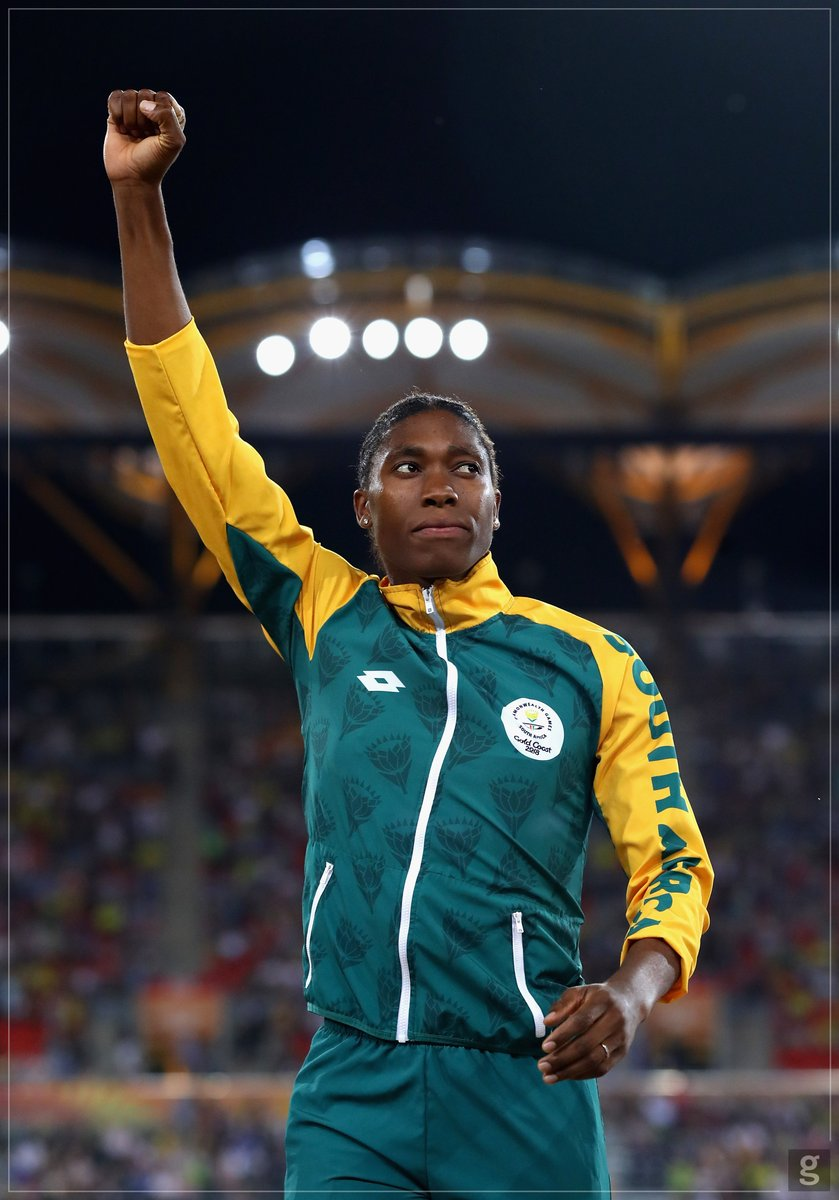 Caster Semenya to headline African team for the IAAF Continental Cup.