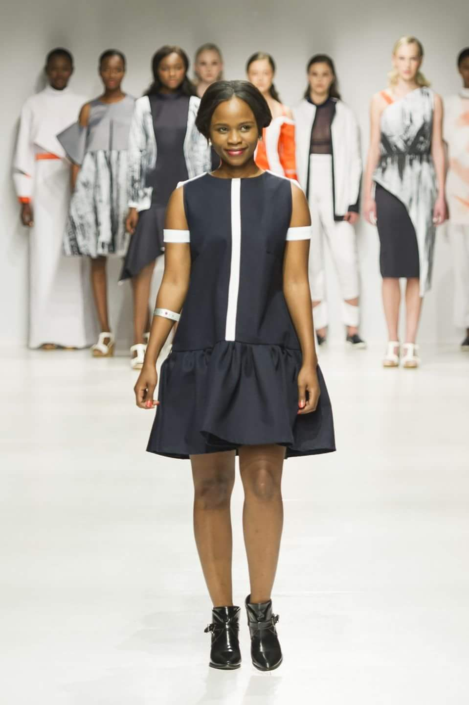 Five Minutes with Project Runway South Africa's Kentse Masilo