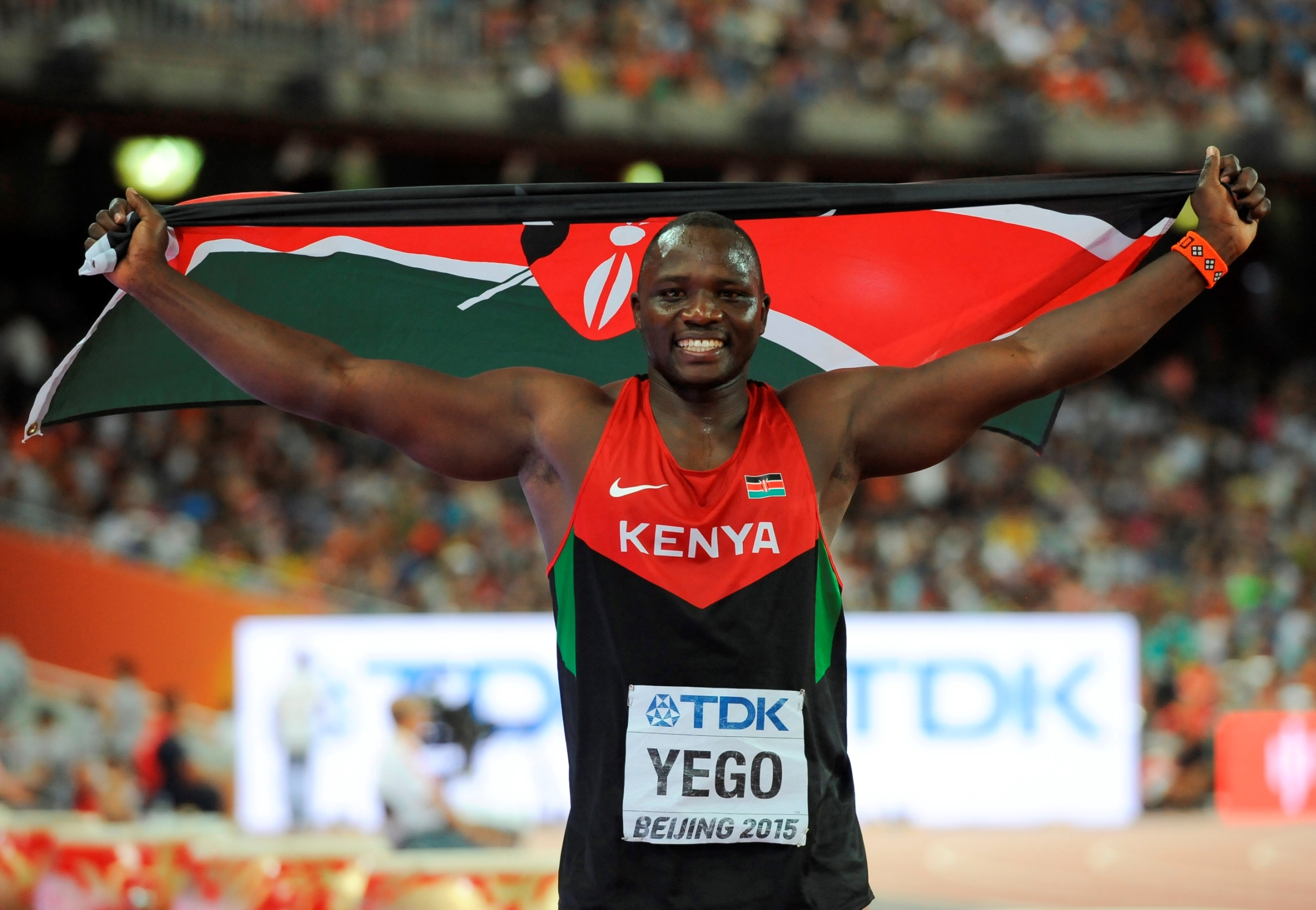 Nigeria should never host African Champs again – Julius Yego