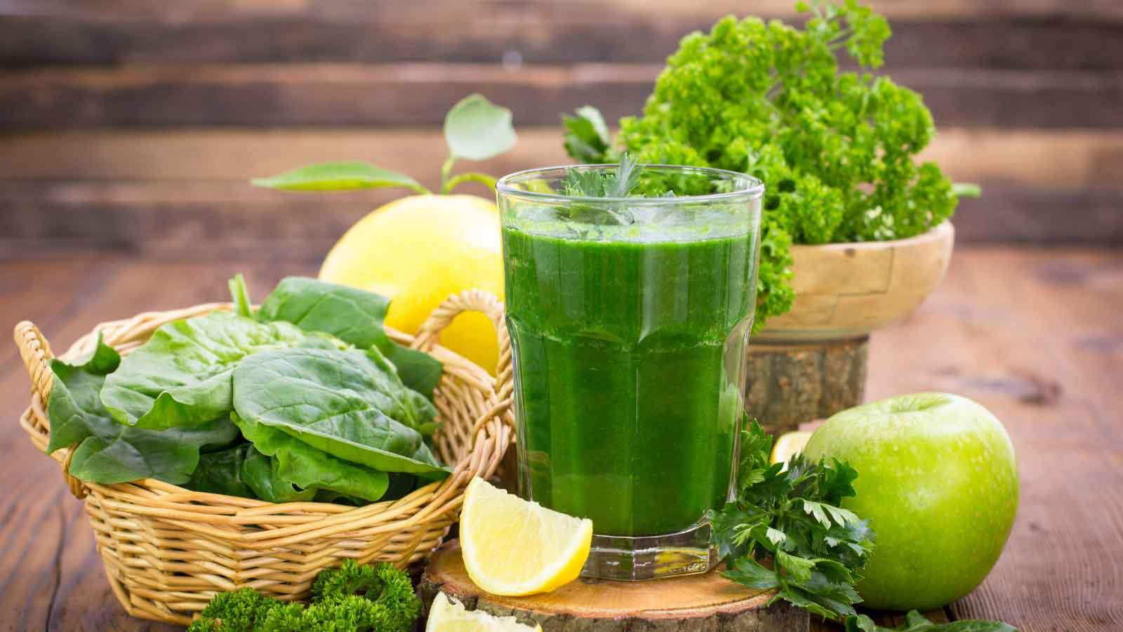 Juicing as a detox option ahead of Spring