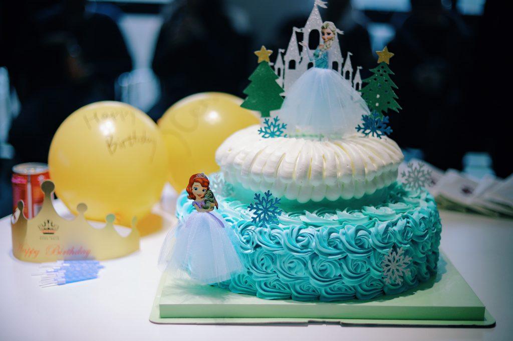 Hassle-free cake