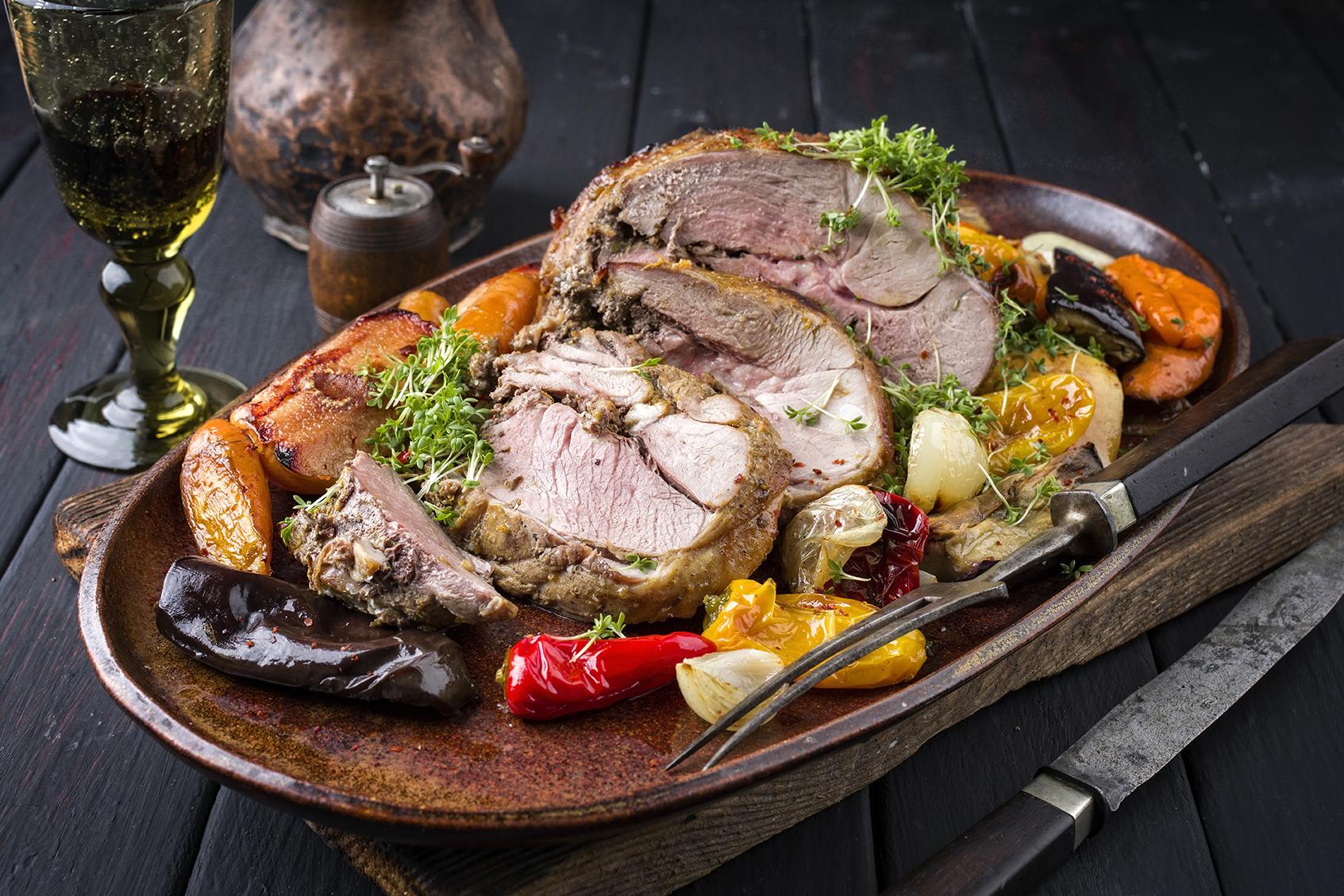 Sunday Lunch idea: Leg of Lamb