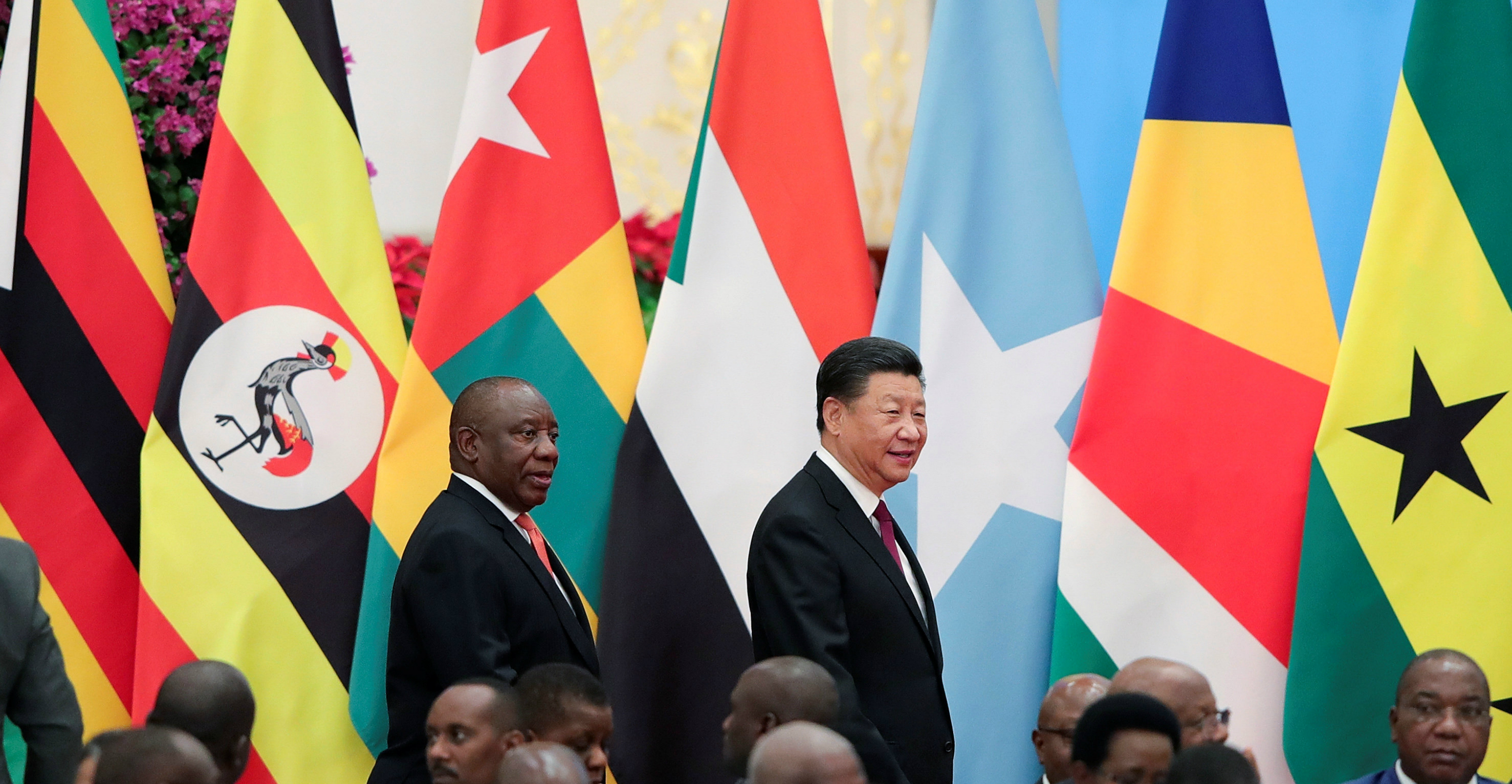 Ramaphosa has been handed a Chinese marriage and a technical recession – where does he go next?