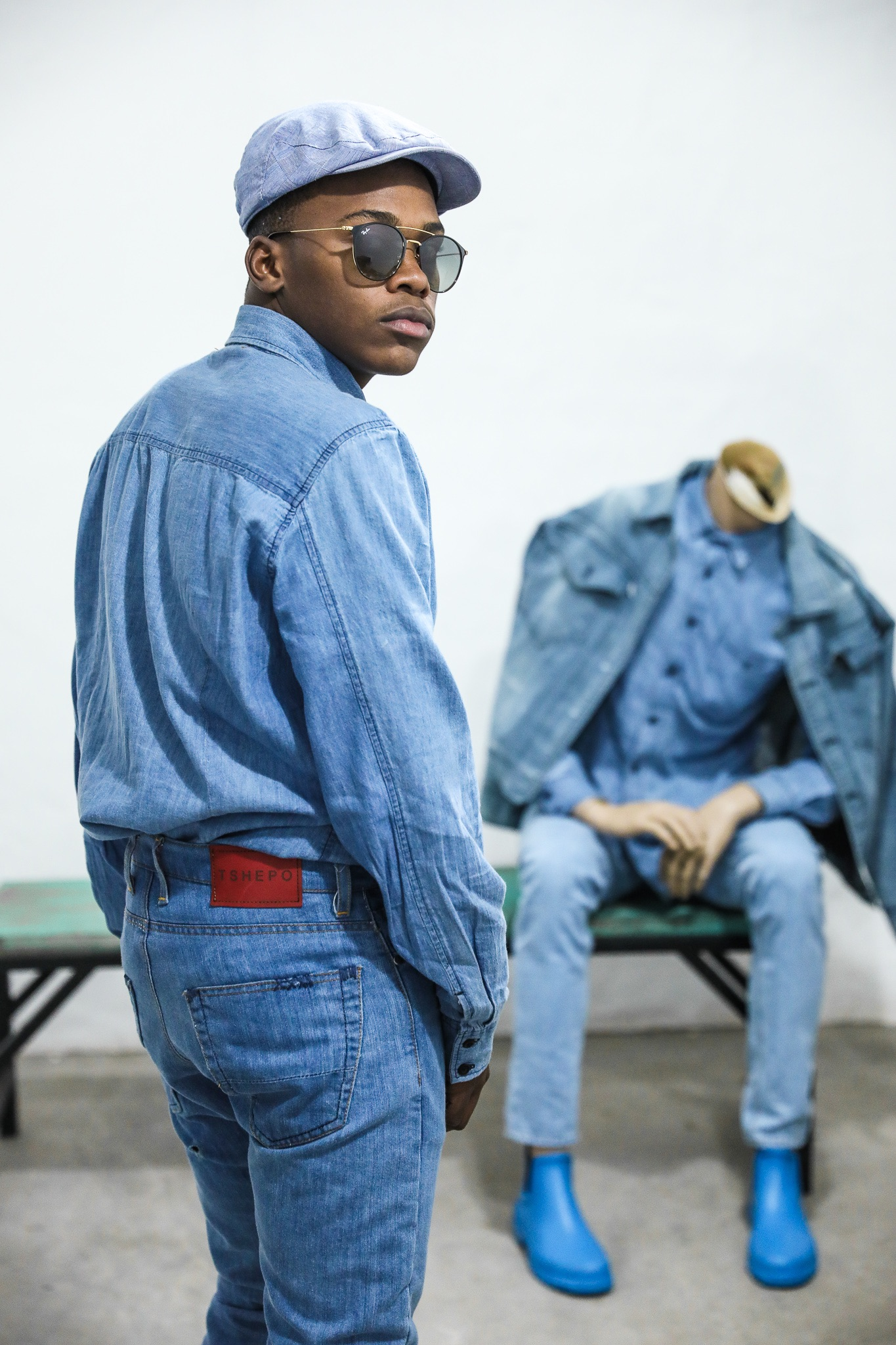 5 Minutes With Tshepo The JeanMaker