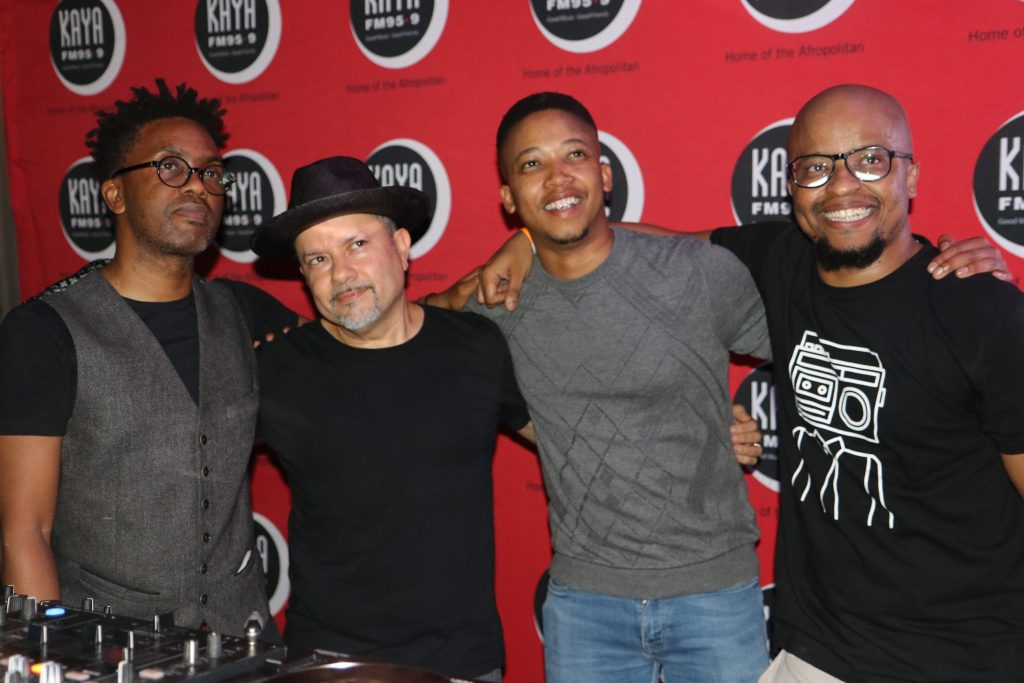 kaya sound supreme, sound supreme on kaya fm, louie vega sound supreme