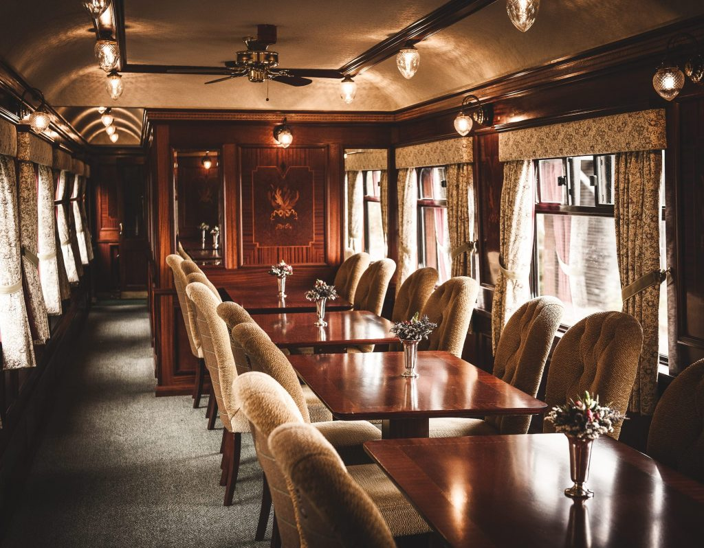 Luxury train, the most luxurious trains, best sleeper trains