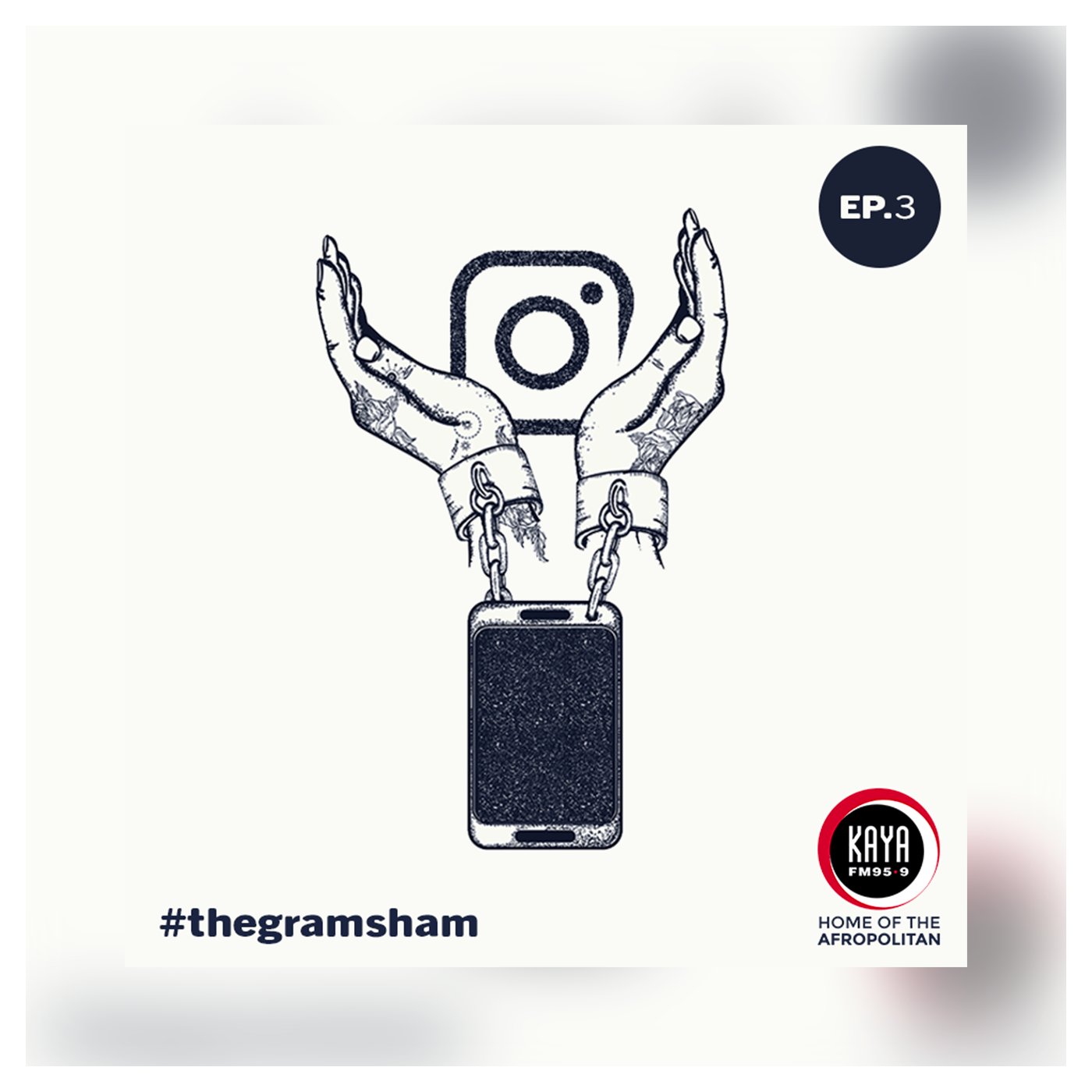 #TheGramSham with Letshego Zulu