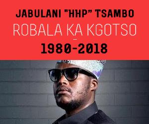"""Hip hop star and lyricist Jabulani """"HHP"""" Tsambo dies"""