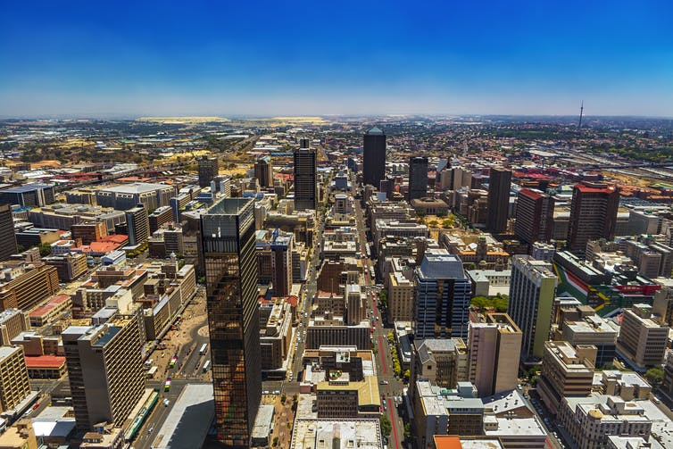 African cities can raise more money. Kenya and South Africa offer useful lessons