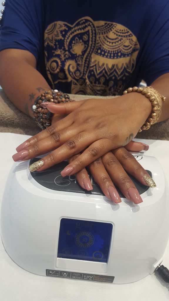 The 411 on manicures – Get that feeling with Sorbet