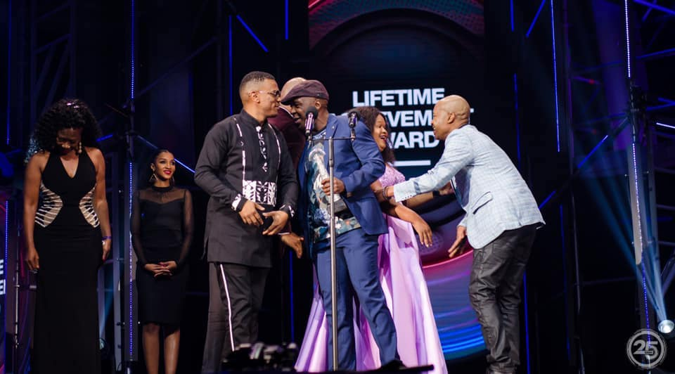 TKZee's journey to being awarded the Lifetime Achievement Award
