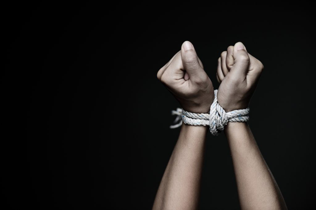 How to protect yourself Human trafficking this festive season