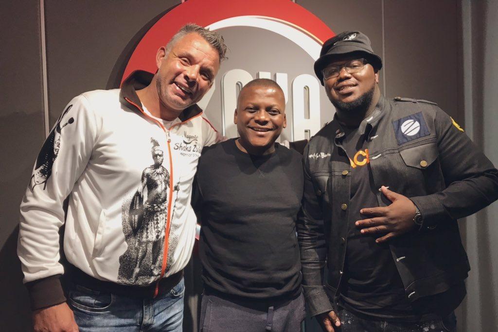 Mark Fish talks Bafana Bafana glory days with Skhumba and Ndumiso