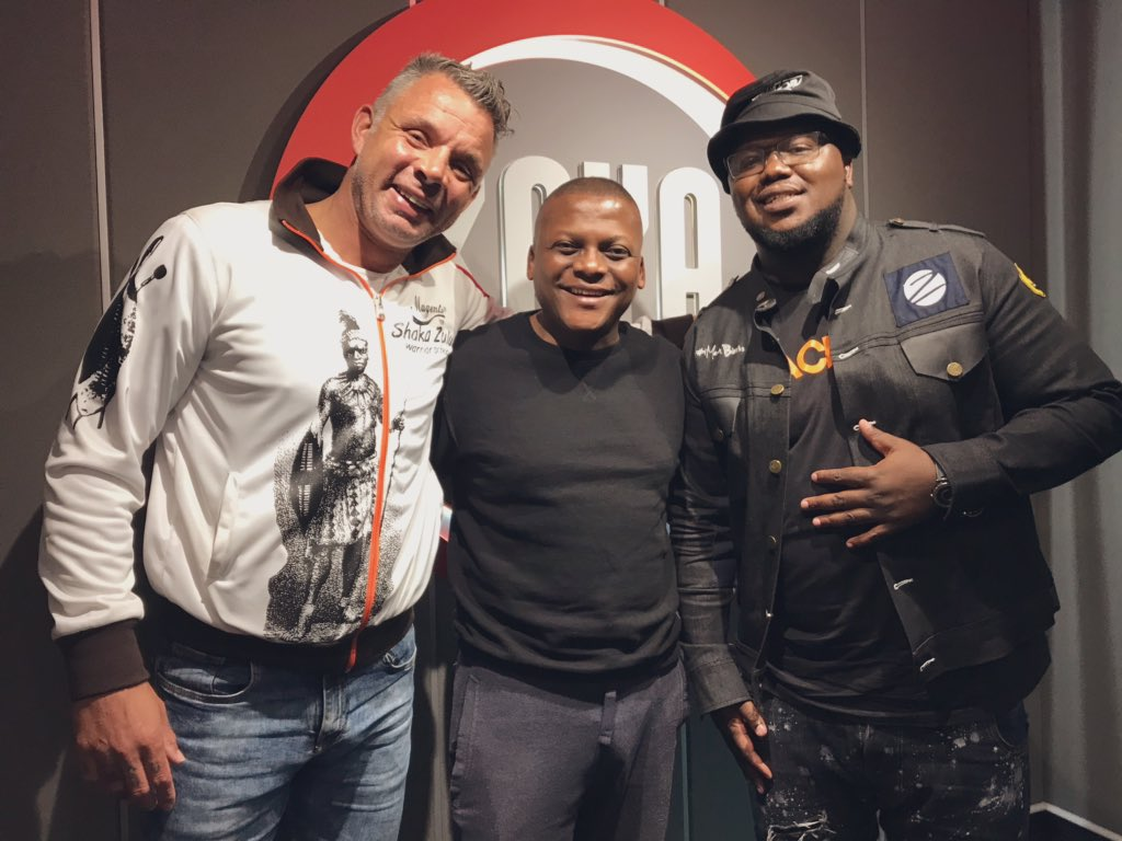 Mark Fish talks Bafana Bafana glory days with Skhumba and Ndumiso