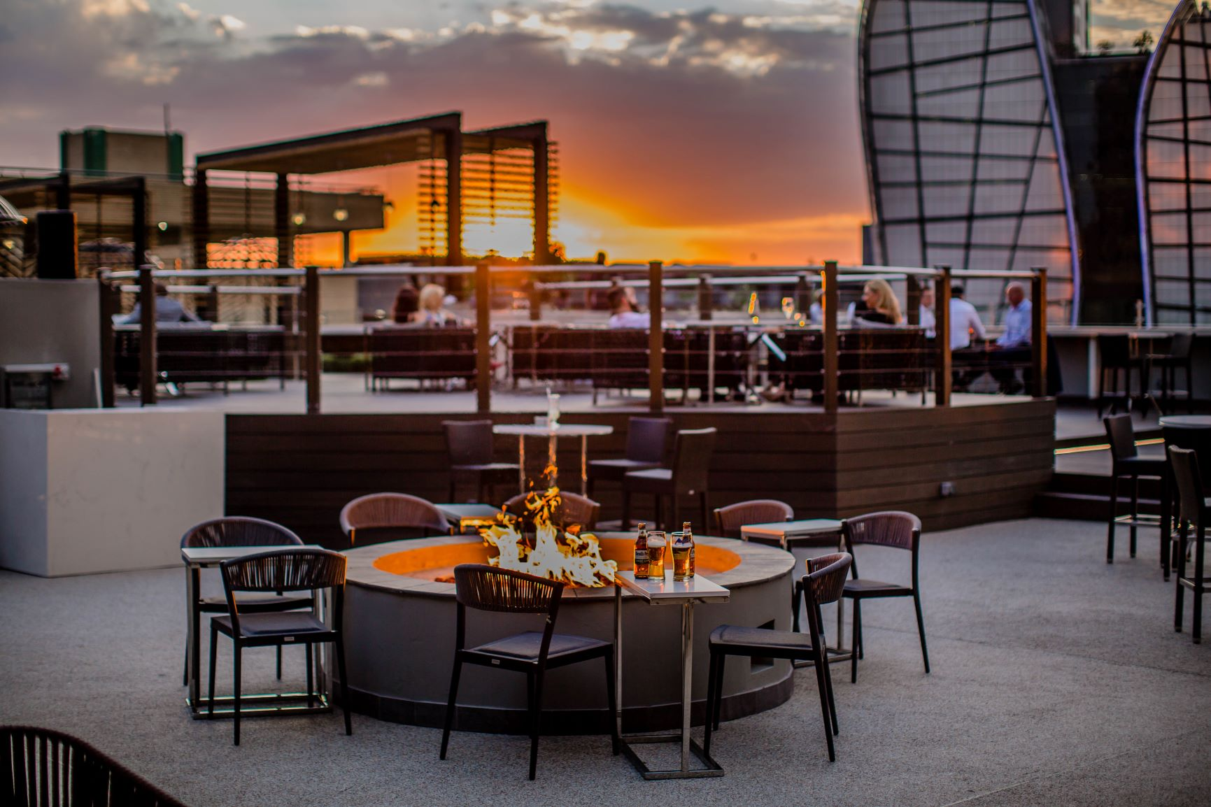 decks of tsogo, sundowner spots in Johannesburg