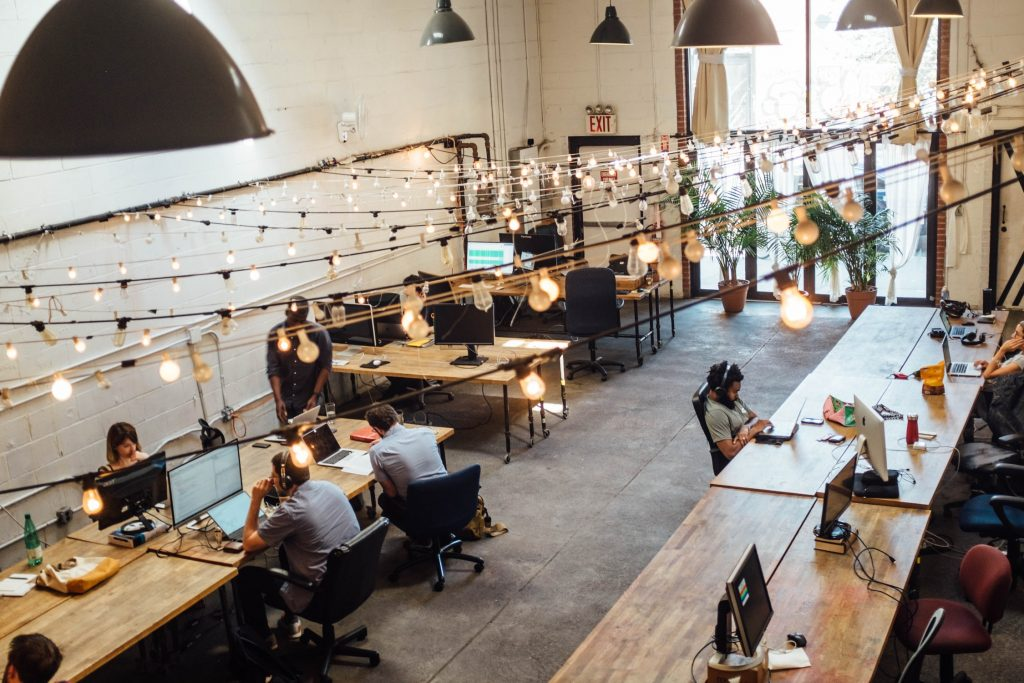 workspaces for freelancers, hot desks for freelancers in johannesburg