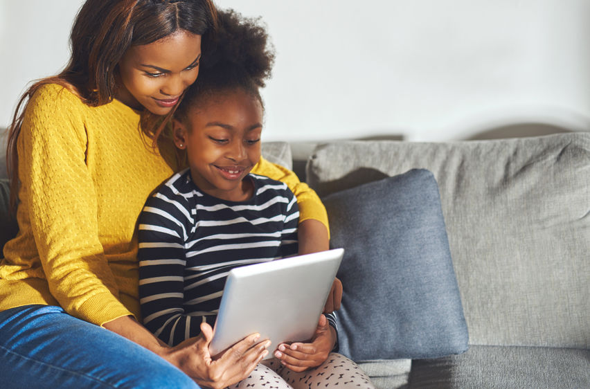 Monitor your child online