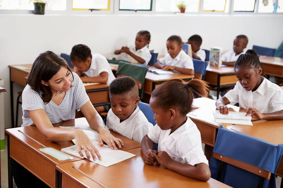 South Africa is failing the rights of children to education and health
