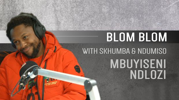 2019 Elections – Blom Blom with Mbuyiseni Ndlozi