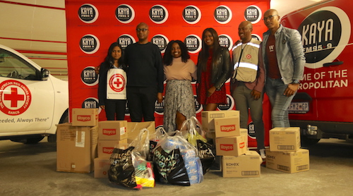 Special Thank You For All Contributions towards #AidForMozambique