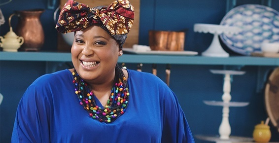 Zola Nene talks about the art of making succulent food