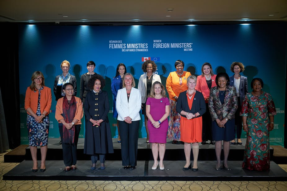 South Africa doesn't have enough women in foreign policy. Why it matters.