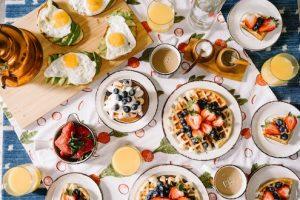 Breakfast fixes