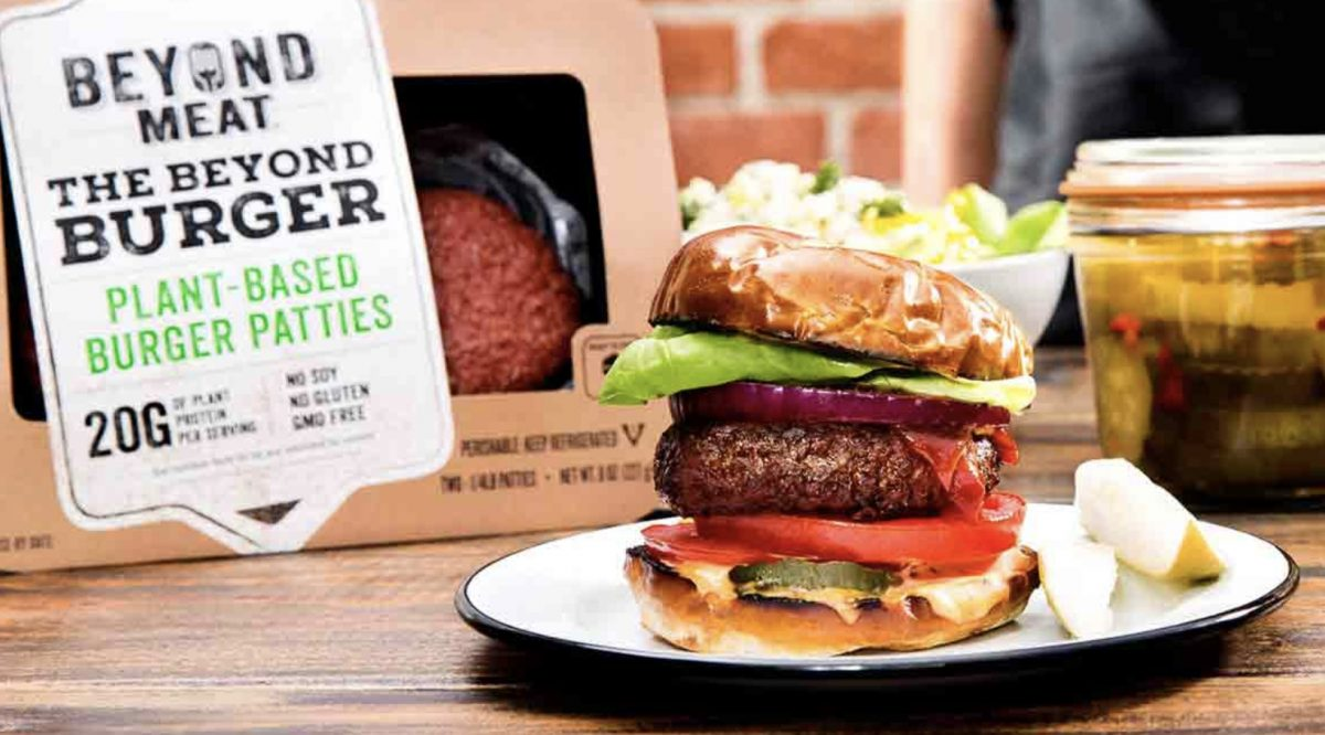 Review: The Beyond Burger plant-based burger