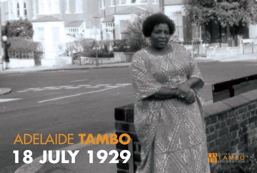 adelaide Tambo