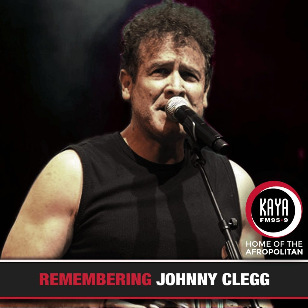 kaya fm legend tributes, Johnny Clegg,