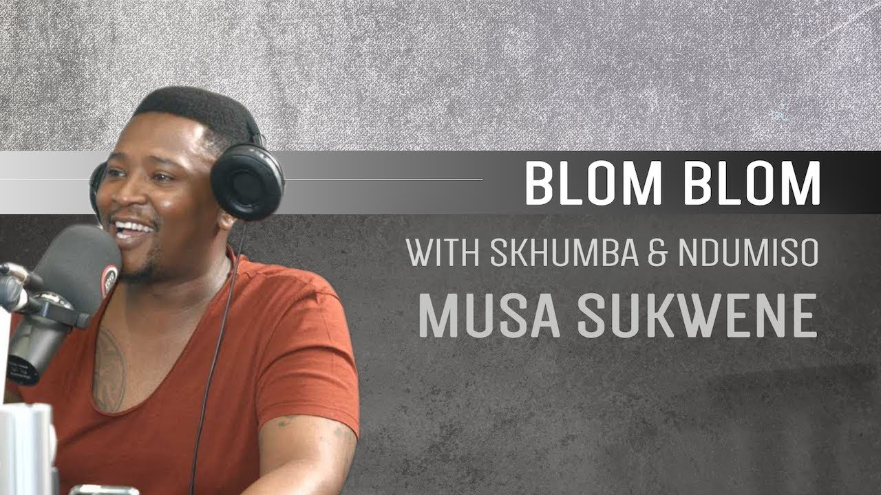 Musa Talks About Working With Robbie Malinga