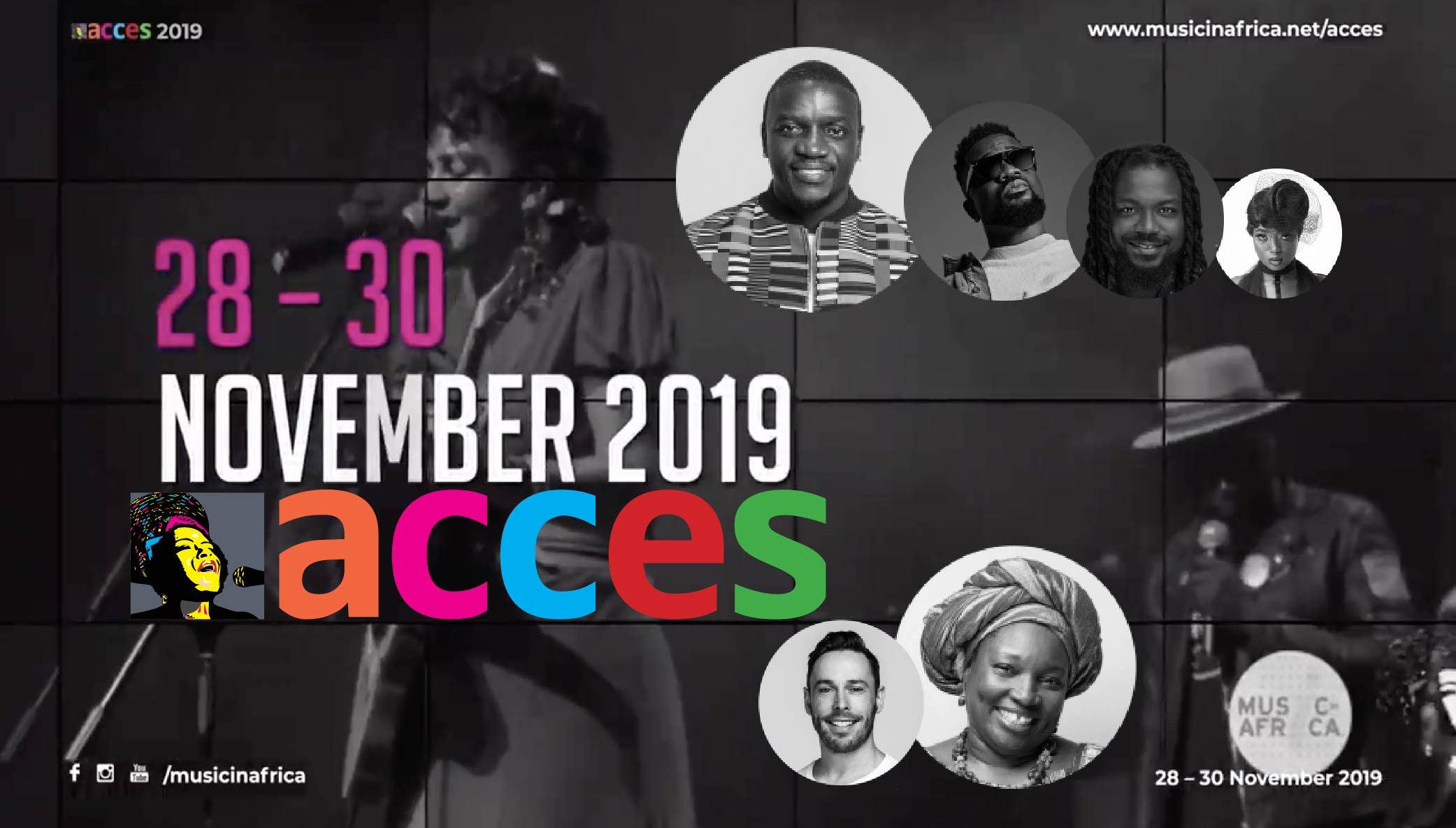 ACCES: A melting pot of global musicians and industry experts