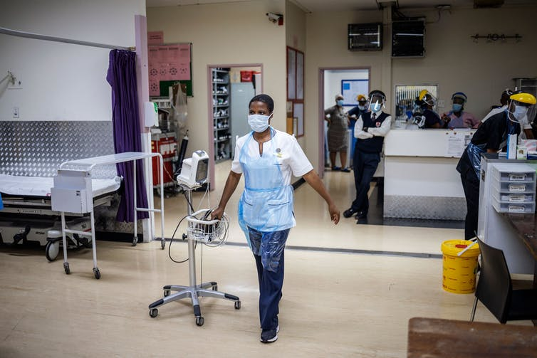 How South Africa's health system could take a hit from pandemic lawsuits