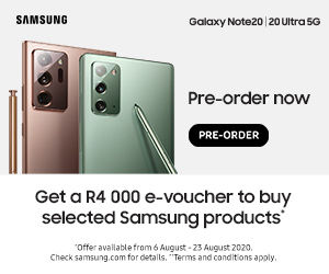 Samsung Galaxy Note20 Competition on Kaya FM